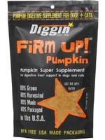 Diggin Your Dog Diggin Firm Up Pumpkin K9/Fel 4oz
