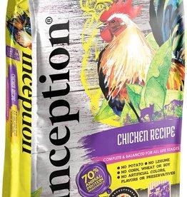 Inception Inception Chicken Recipe Cat Food 13.5#