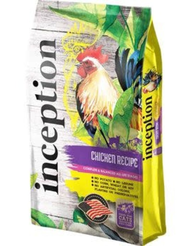 Inception Inception Chicken Recipe Cat Food 4#