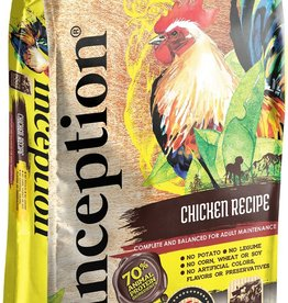 Inception Inception Chicken Recipe Dog Food 13.5#