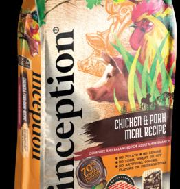 Inception Inception Chicken with Pork Recipe Dog 13.5#