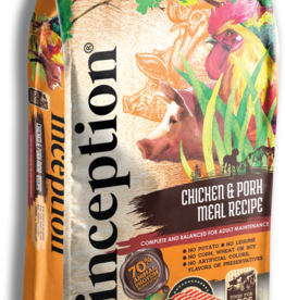 Inception Inception Chicken with Pork Recipe Dog 27#