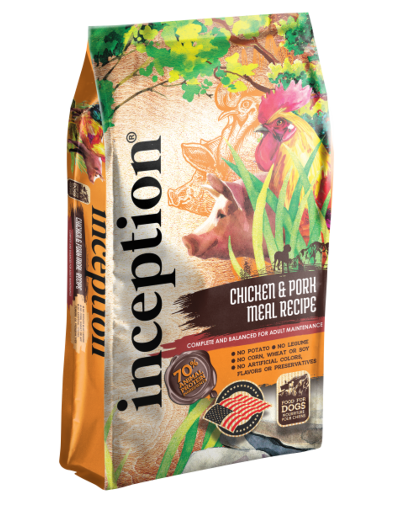 Inception Inception Chicken with Pork Recipe Dog 4#