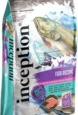 Inception Inception Fish Recipe Cat Food 13.5#