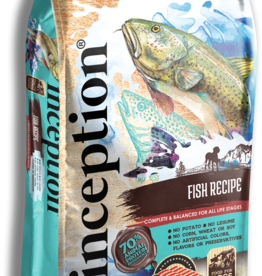 Inception Inception Fish Recipe Dog Food 13.5#