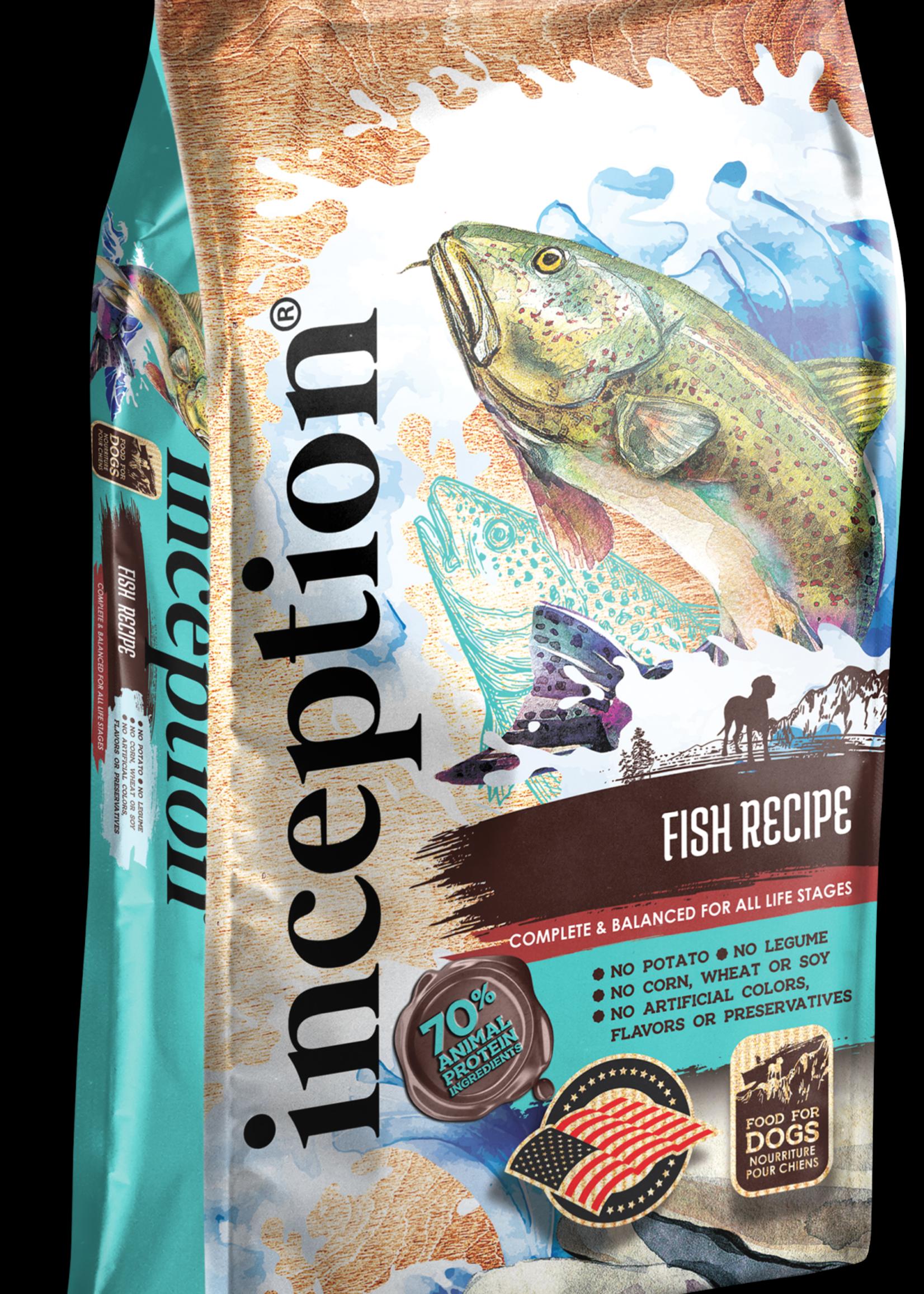 Inception Inception Fish Recipe Dog Food 27#