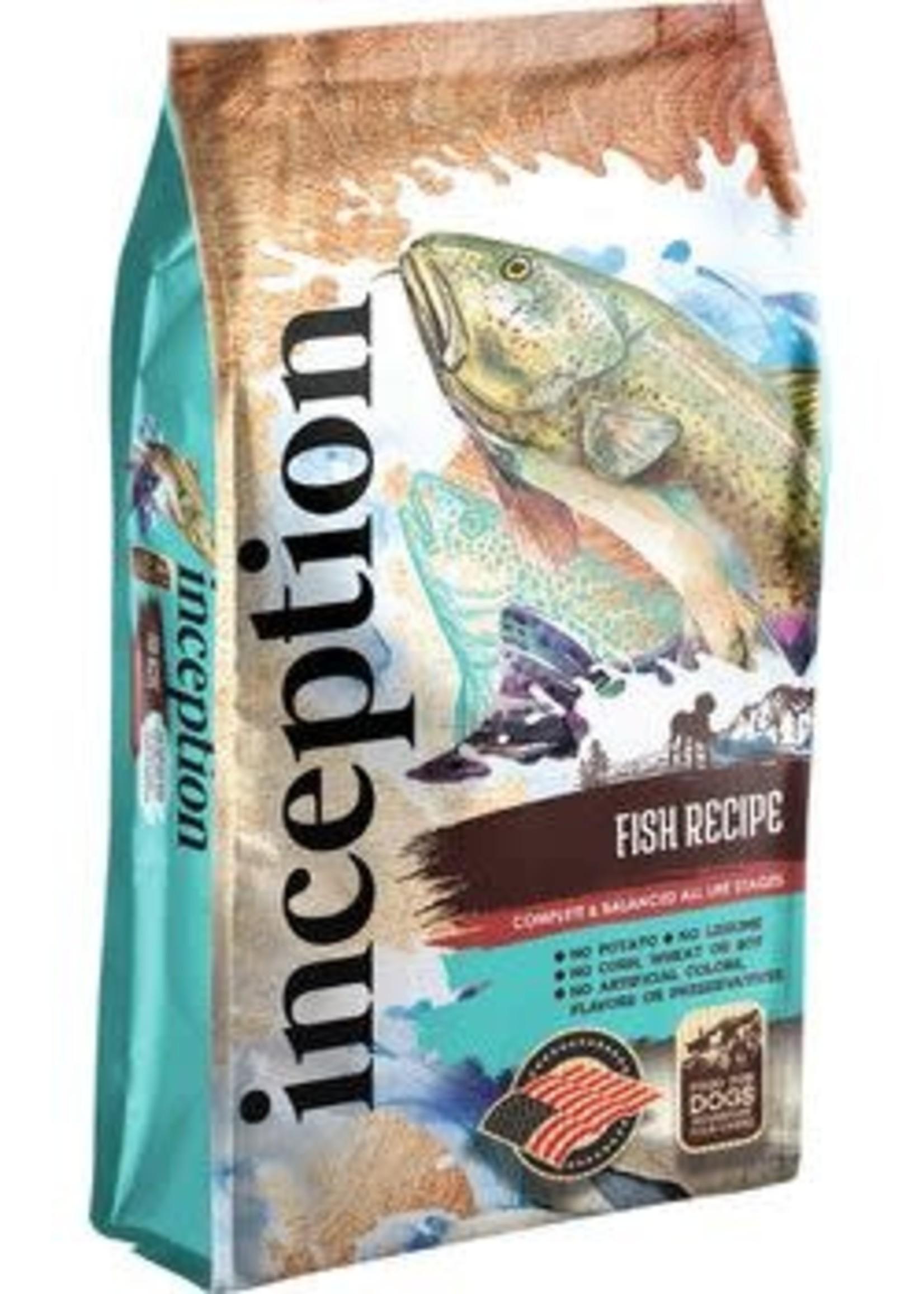 Inception Inception Fish Recipe Dog Food 4#