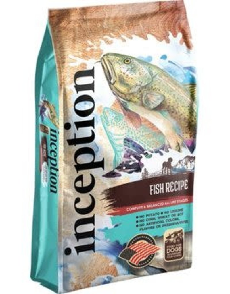Inception Inception Fish Recipe Dog Food 4#