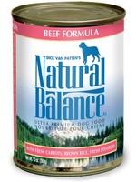 Natural Balance Pet Foods, Inc. Natural Balance Beef Formula K9 13.2oz