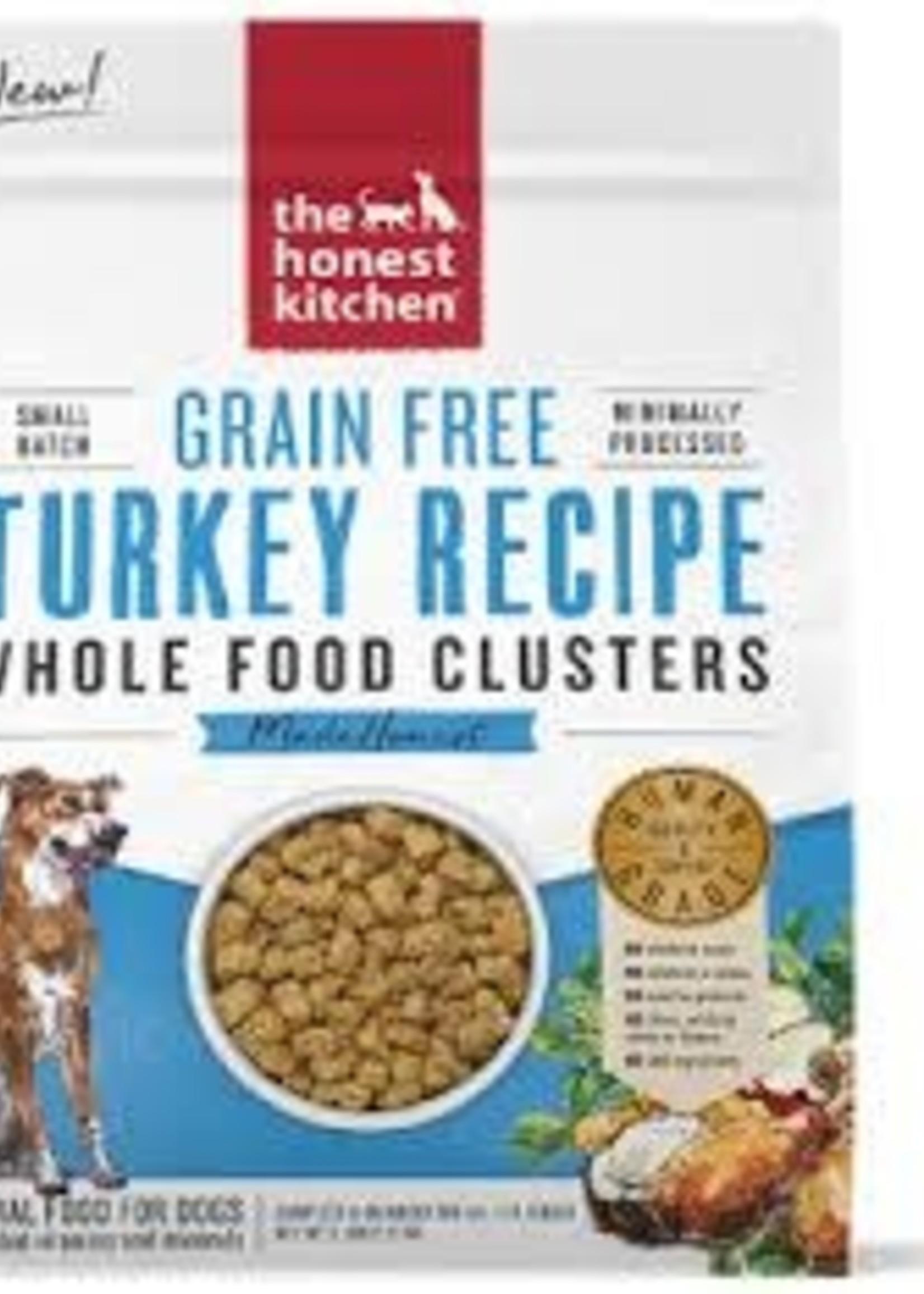 Honest Kitchen Honest Kitchen Dog Whole Food Clusters Grain Free Turkey 20LB