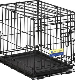 """MID-WEST METAL PRODUCTS CO INC Midwest 18"""" ConTour Single Door Crate 18x12x14"""