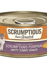 Scrumptious Scrumptious Cat Pumpkin Puree 2.8oz