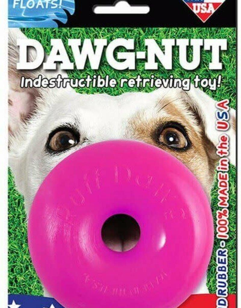 Ruff Dawg Ruff Dawg Indestructible Dawg Nut Dog Toy Medium Assorted