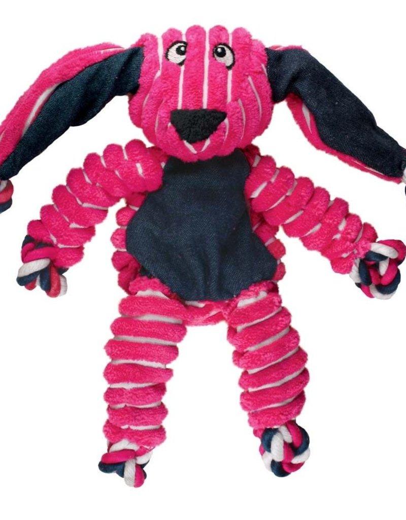KONG COMPANY LLC KONG Floppy Knots Bunny Dog Toy Medium/Large