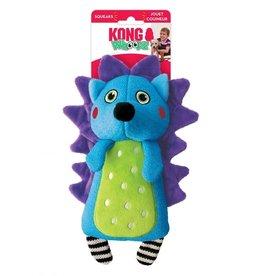KONG COMPANY LLC KONG Whoopz Dog Toy Hedgehog Medium
