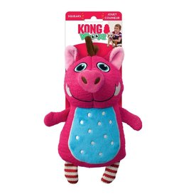KONG COMPANY LLC KONG Whoopz Dog Toy Warthog Medium