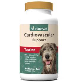 NaturVet NaturVet Dog Cardiovascular Support Tablets 60 ct