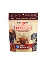 Boss Dog Boss Dog Treats Pro Balls Beef 3oz