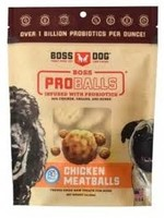 Boss Dog Boss Dog Treats Pro Balls Chicken 3oz