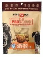 Boss Dog Boss Dog Treats Pro Balls Chicken 3oz
