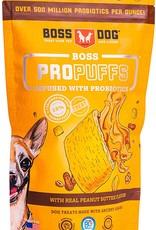 Boss Dog Boss Dog Treats ProPuffs Peanut Butter 6oz