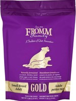 Fromm Fromm Adult Gold Small Breed Adult 5#
