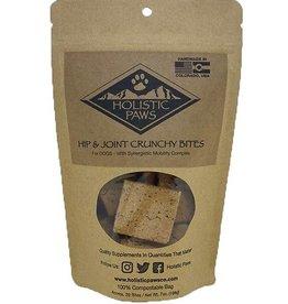 Holistic Paws Company LLC Holistic Paws Hip & Joint Crunchy Bites 7oz