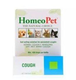 Homeopet LLC Homeo Pet Cough Dog Cat 15ml