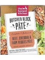 Honest Kitchen Honest Kitchen Dog Butcher Block Pate Beef & Cheddar 10.5oz