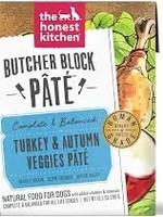 Honest Kitchen Honest Kitchen Dog Butcher Block Turkey & Autumn Veggie 10.5oz