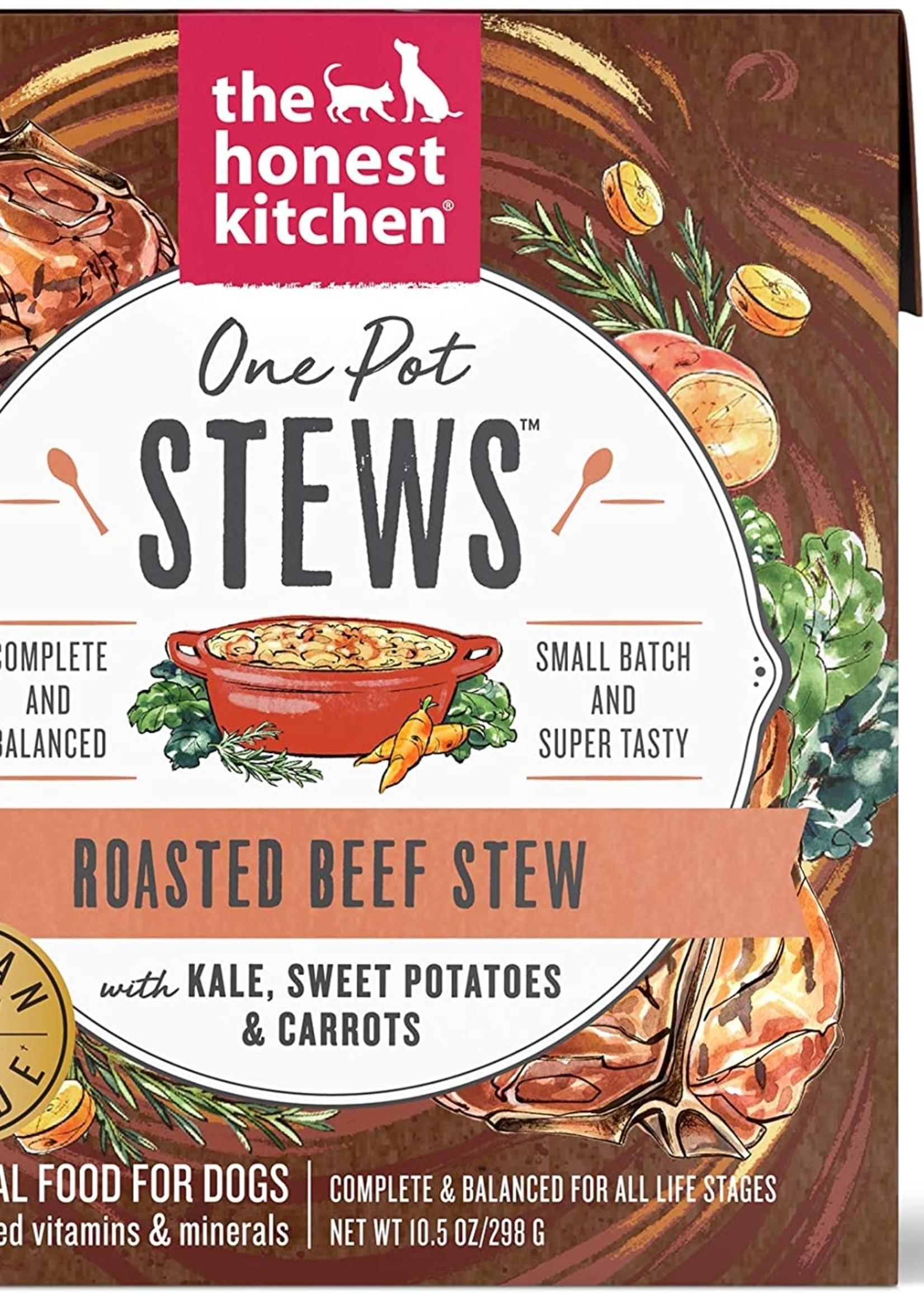 Honest Kitchen Honest Kitchen Dog One Pot Stew Beef & Kale 10.5oz
