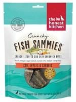 Honest Kitchen Honest Kitchen Dog Sammies Grain Free Cod & Carrot 3.5oz