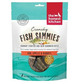 Honest Kitchen Honest Kitchen Dog Sammies Grain Free Cod & Carrot 3.5oz