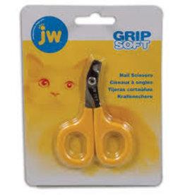 JW Pet/Doskocil Manufacturing JW Pet Company GripSoft Cat Nail Clipper