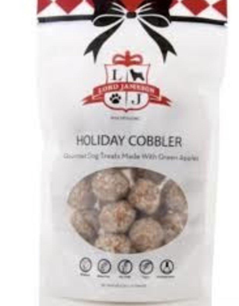 Lord Jameson Lord Jameson Dog Treats Holiday Cobbler 6oz