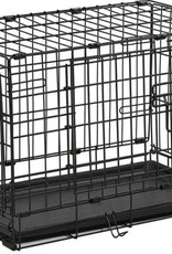 """MidWest Homes for Pets Midwest 48"""" ConTour Double Door Crate 48X30X33"""