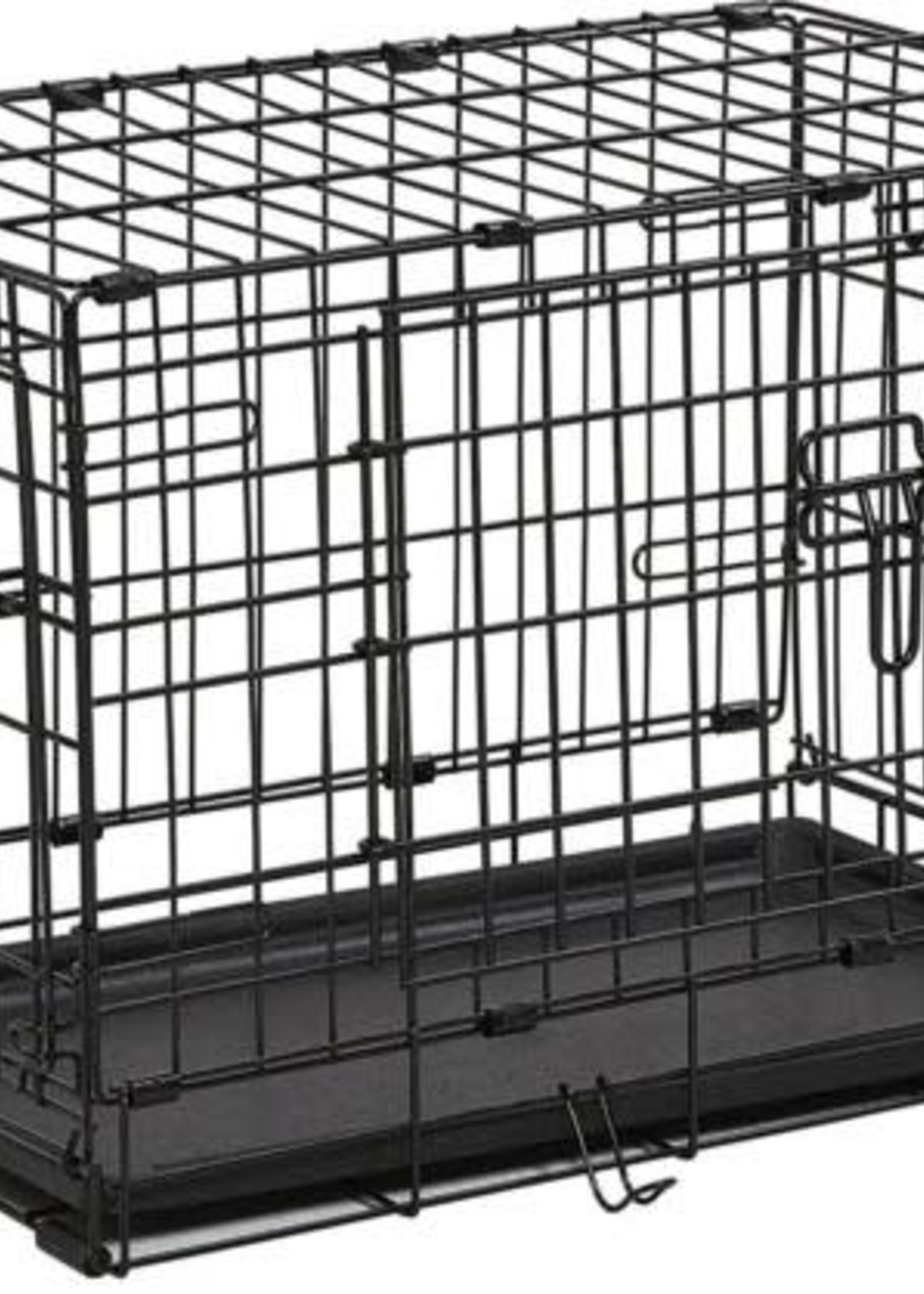 """MidWest Homes for Pets Midwest 48"""" ConTour X-Large Double Door Crate 48"""""""