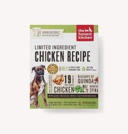 Honest Kitchen Honest Kitchen  Limited Ingredient Chicken K9 10#
