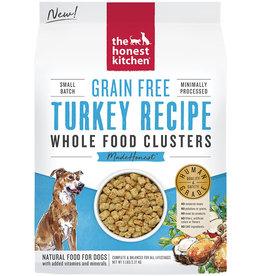 Honest Kitchen Honest Kitchen Whole Food Clusters Grain Free Turkey 5#