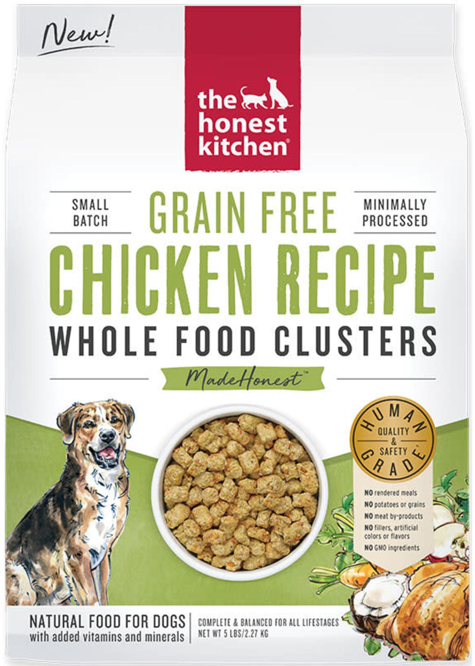 Honest Kitchen Honest Kitchen Whole Food Clusters Grain Free Chicken 5lb