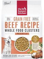 Honest Kitchen Honest Kitchen Whole Clusters Food Grain Free Beef 20lb
