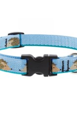 "LupinePet Lupine Limited Edition Collar Hedgehog 3/4"" by 15-25"""