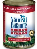 Natural Balance Pet Foods, Inc. Natural Balance LID Buffalo & Sweet Potato Formula K9 13oz