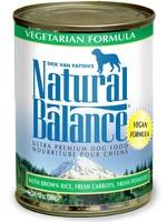 Natural Balance Pet Foods, Inc. Natural Balance Vegetarian Formula Canned Dog Food 13oz