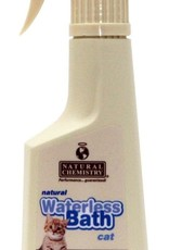 NATURAL CHEMISTRY Natural Chemistry Waterless Bath For Cats 8oz