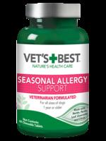 Vet's Best Vet's Best Dog Remedy Seasonal Allergy Support 60 ct