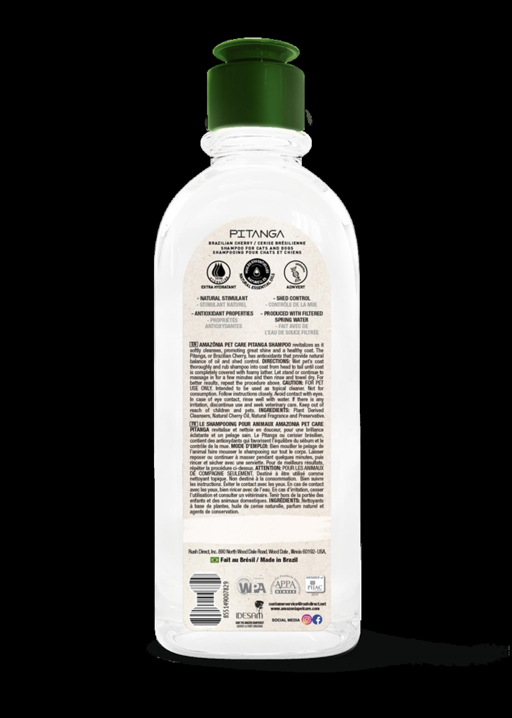 Amazonia Pet Care Amazonia Brazillian Cherry Revitalizing Pet Shampoo 16.9oz