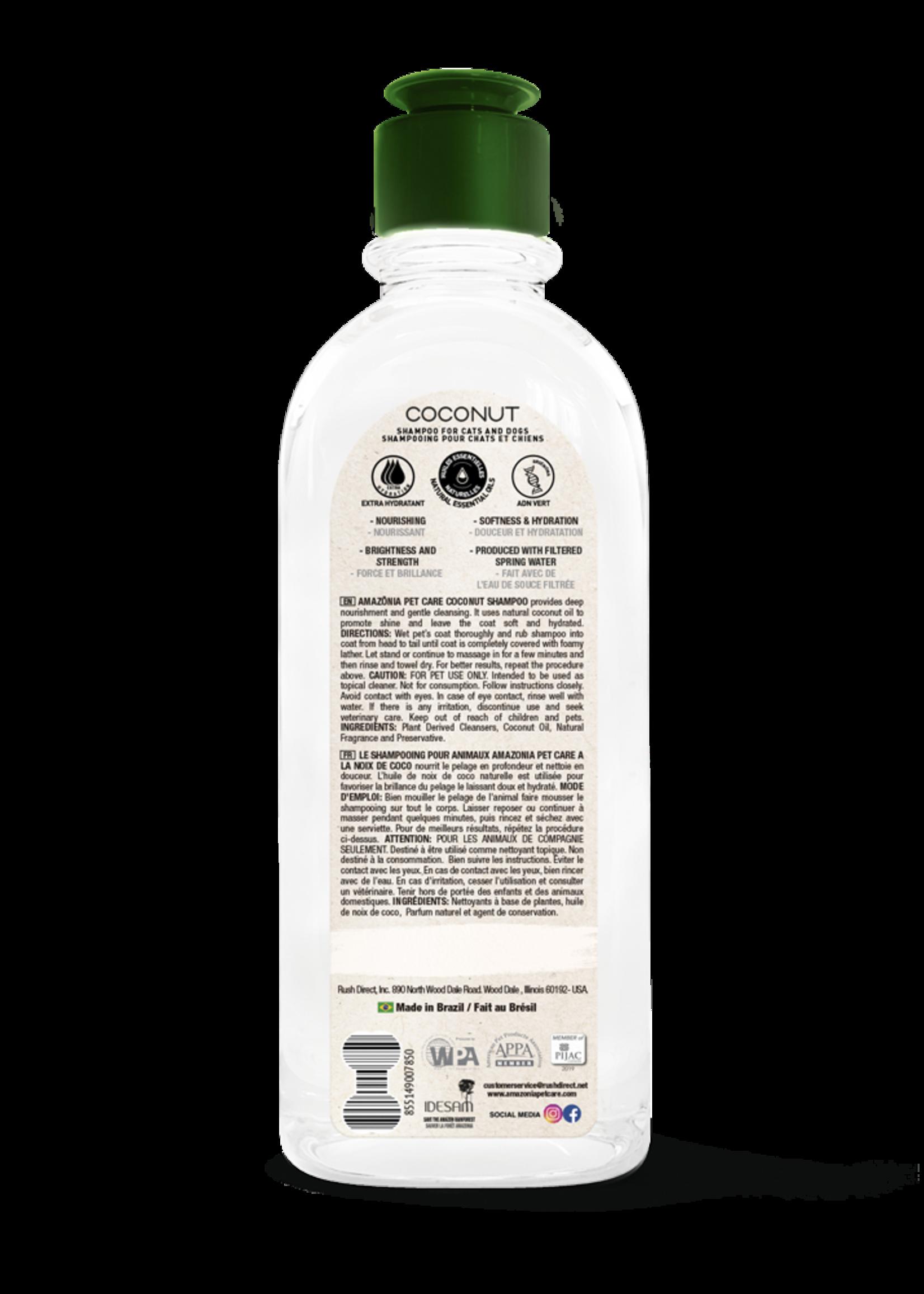 Amazonia Pet Care Amazonia Coconut Nourishing Pet Shampoo 16.9oz