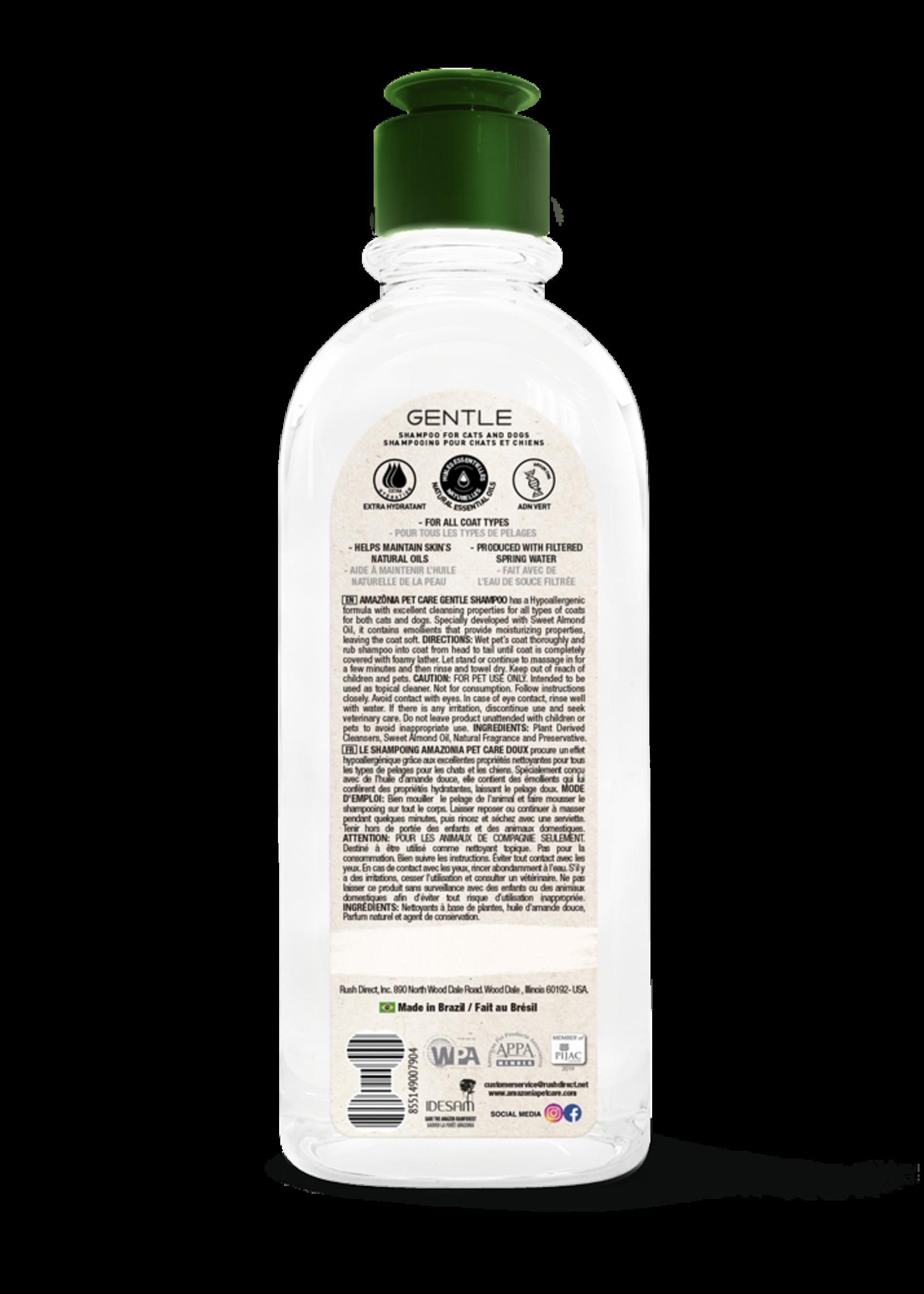 Amazonia Pet Care Amazonia Gentle Hypoallergenic Pet Shampoo 16.9oz
