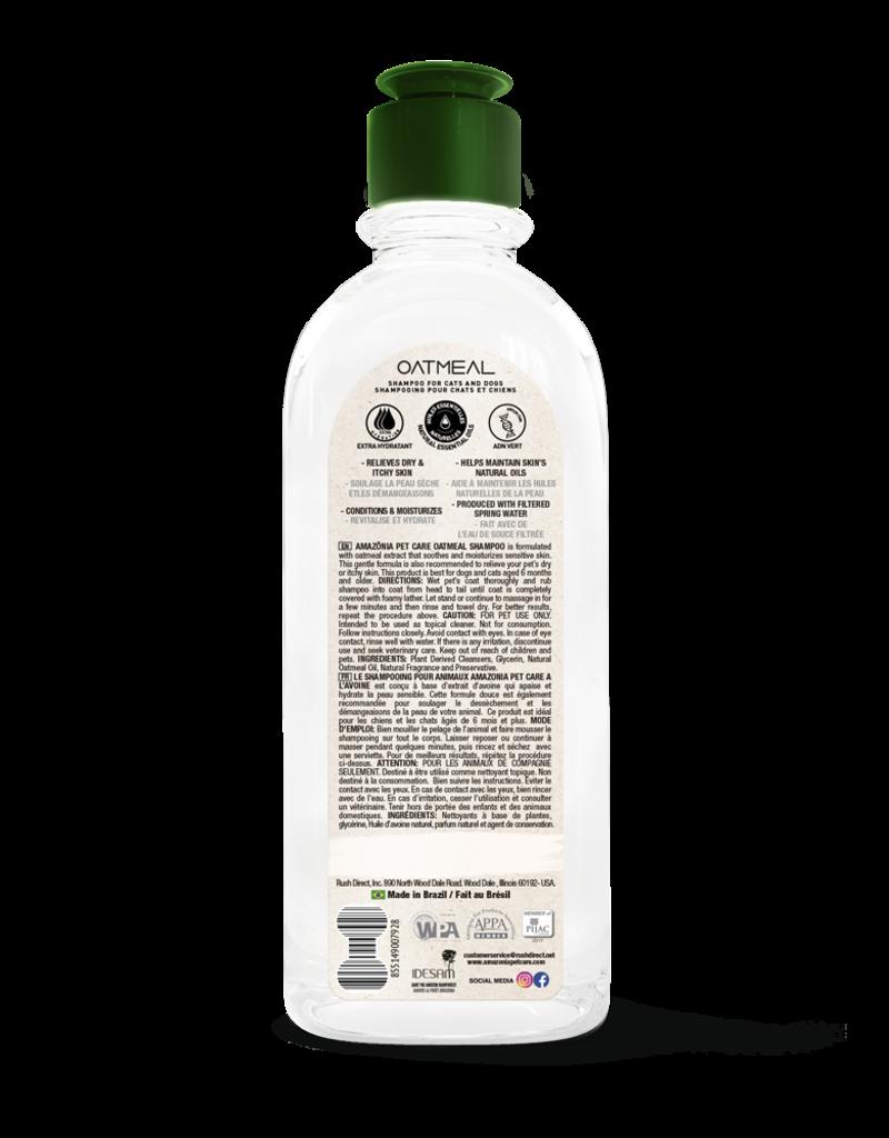 Amazonia Pet Care Amazonia Oatmeal Dry & Itchy Skin Relief Pet Shampoo 16.9oz
